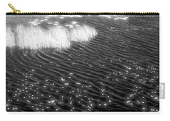 Grass And Water And Lilly Pads Bw2  Carry-all Pouch