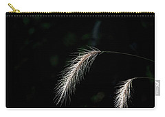 Grass In Light Carry-all Pouch