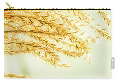 Grasses Of Gold Carry-all Pouch