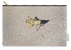 Grasshopper Curiosity Carry-all Pouch