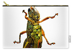 Grasshopper Carry-all Pouches