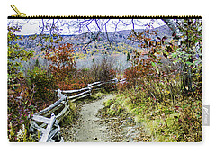 Graveyard Fields Trail Carry-all Pouch