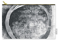 Gray Enso Carry-all Pouch
