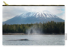 Gray Whale, Mount Edgecumbe Sitka Alaska Carry-all Pouch