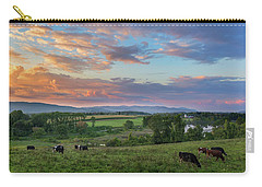 Grazing At Sunset Carry-all Pouch