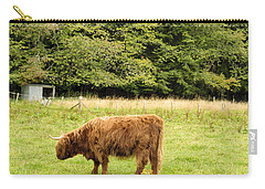 Carry-all Pouch featuring the photograph Grazing by Christi Kraft