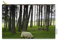 Grazing In The Woods Carry-all Pouch