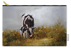 Grazing With Mom Carry-all Pouch