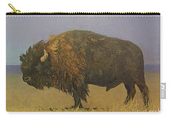 Great American Bison Carry-all Pouch