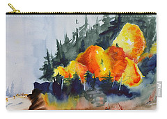 Great Balls Of Fire Carry-all Pouch by Beverley Harper Tinsley