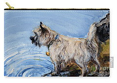 Great Bay Carry-all Pouch by Molly Poole
