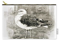 Great Black-backed Gull Carry-all Pouch