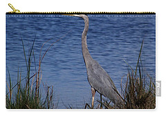 Great Blue Carry-all Pouch