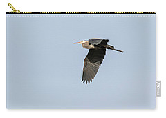 Great Blue Heron 2015-13 Carry-all Pouch