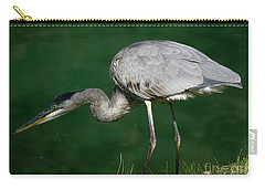 Great Blue Heron Series Carry-all Pouch