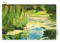Great Brook Farm Canoe Launch Carry-all Pouch