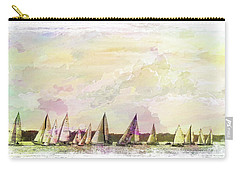 Great Day For Sailing 2 Carry-all Pouch