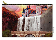 Great Falls Castle Carry-all Pouch
