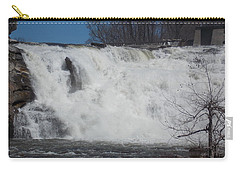 Great Falls In Canaan Carry-all Pouch
