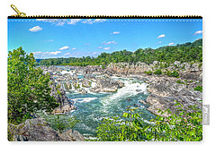 Great Falls On The Potomac Carry-all Pouch