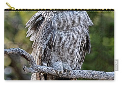Great Grey Owl Yellowstone Carry-all Pouch