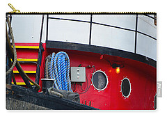 Great Lakes Tugboat Carry-all Pouch