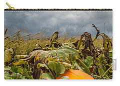 Great Pumpkin Off Center Carry-all Pouch