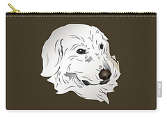 Great Pyrenees Dog Carry-all Pouch