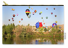 Great Reno Balloon Races Carry-all Pouch