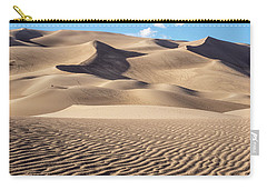 Great Sand Dunes National Park In Colorado Carry-all Pouch