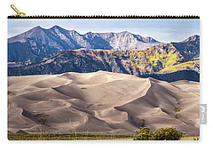 Great Sand Dunes Of Southern Colorado Carry-all Pouch