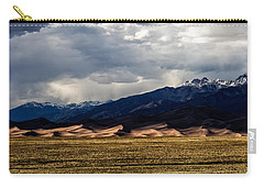 Great Sand Dunes Panorama Carry-all Pouch