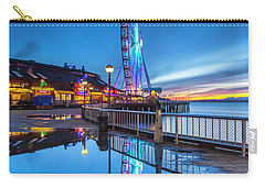 Great Seattle Wheel Carry-all Pouch