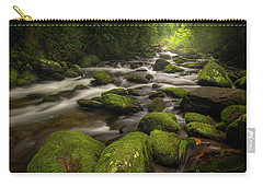 Great Smoky Mountains Roaring Fork Carry-all Pouch
