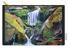 Great Smoky Waterfall Carry-all Pouch