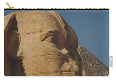 Great Sphinx Of Giza Carry-all Pouch