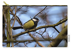 Great Tit Woods Carry-all Pouch
