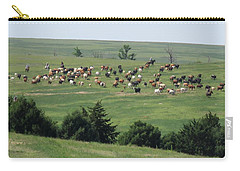 Great Western Cattle Drive Carry-all Pouch