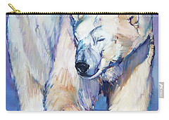 Great White Bear Carry-all Pouch