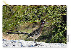 Greater Road Runner Carry-all Pouch