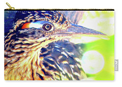 Greater Roadrunner Portrait 2 Carry-all Pouch