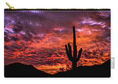 Greater Scottsdale Arizona Carry-all Pouch