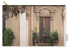 Grecian Courtyard Carry-all Pouch