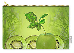 Greeeeeen Carry-all Pouch