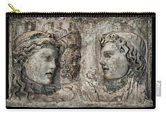 Greek Furneral Box Carry-all Pouch