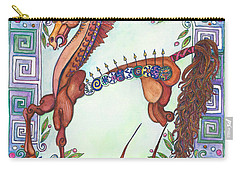 Greek Gift Right Carry-all Pouch