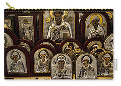 Greek Orthodox Church Icons Carry-all Pouch