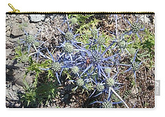 Greek Spiky Plant Carry-all Pouch