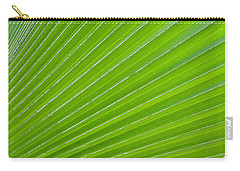Green Abstract No. 1 Carry-all Pouch