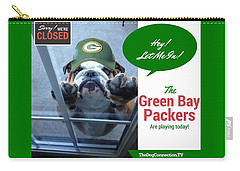 Green Bay Packers Carry-all Pouch